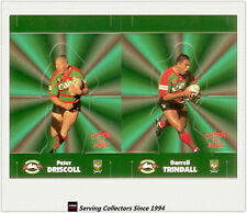 1997 Dynamic Rugby League POP-UP CARDS Team Sets-STH SYDNEY RABBITOHS(2)