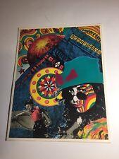 Vintage Gitano Notebook Folder New Fashion Stories 80s Stuart Hall Pop Art Rare