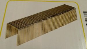 """Grip Rite BCS Style Staples 16 Gauge 1"""" Wide Crown x 1-1/4"""" Leg 1,000 Collated"""