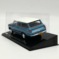 IXO Altaya Chevrolet Veraneio S Luxe 1971 Diecast 1:43 Models Toys Collection