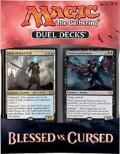 MTG MAGIC 1 DUEL DECKS BLESSED VS CURSED