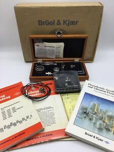 Beschleunigungsaufnehmer, Accelerometer, Brüel & Kjaer, Typ 4371  4344  4333