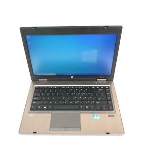 """HP ProBook 6470b 14"""" Core i5 3320M 2.60GHz 8GB RAM 256GB SSD Win 10 Pro"""