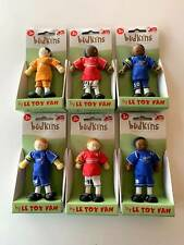 Le Toy Van Budkins Football Set of 6 - Price includes delivery