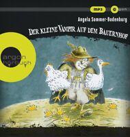 DER KLEINE VAMPIR AUF DEM BAUERNHOF - THALBACH,KATHARINA    MP3 CD NEU