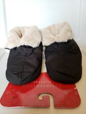 Charter Club Plush Faux-Fur Booties Slippers Size X-Large 11/12