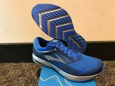 Men's Size 12 Brooks Levitate Running Shoes New In Box Blue/Silver/Black 110269