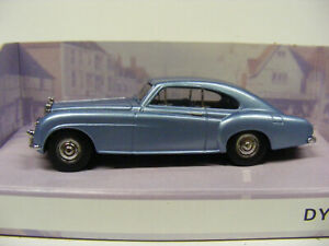 1/43 Dinky DY13 1955 Bentley R Continental Light Blue