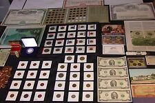 FANTASTIC!  ~ BUY IT NOW ~ US COIN COLLECTION ~ GOLD ~ SILVER ~ LOT ~ OLD ESTATE