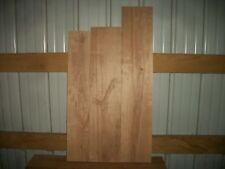 3 PC RUSTIC CHERRY BOARDS WOOD WIDE KILN DRIED 3/4
