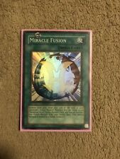 MIRACLE FUSION SUPER RARE DR04-EN039 NEAR MINT YUGIOH