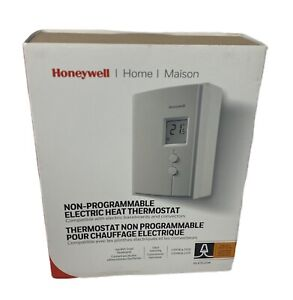 Honeywell Electric Baseboard Heating Digital Thermostat RLV3120A1005