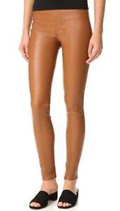 Helmut Lang Leather Pants Size 2