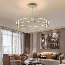 Postmodern Nordic LED creative living room lamp simple chandelier lighting