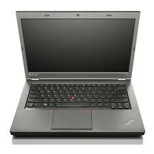 """Lenovo Thinkpad T440p - 20AWA08J00 - i7-4600M 14""""HD 8GB 256GB SSD Win10 B-Ware"""