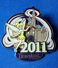 Tinker Bell Sleeping Beauty Castle Artist Proof Disney Pin Dlr Le 3D Ap