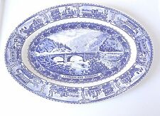 "Baltimore & Ohio Railroad 11 3/4"" Serving Platter  Free Shipping"