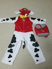 Paw Patrol Costume Set for boys, size small