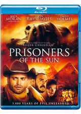 Prisoners of the Sun NEW Cult Blu-Ray Disc R. Christian J. Rhys-Davies N. Moran