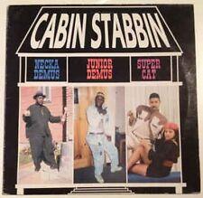 Nicodemus - Supercat - Junior Demus – Cabin Stabbin' - CASSETTE TAPE Super Cat