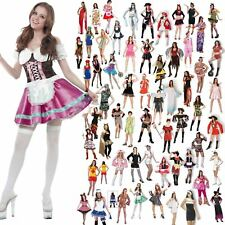 Adult Ladies Women Costume DreamGirl Gatsby Night Party New Fancy Dress Outfits