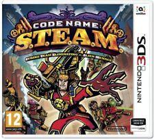 Jeu 3DS CODE NAME S.T.E.A.M.