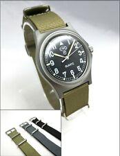 Nuevo 18mm correa de la OTAN banda de tela de nylon para su CWC G10 militar o Divers Watch