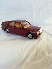 Corgi Mercedes-Benz 190E 2.3 16 td 190 (bordeaux) red