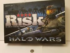 RISK HALO WARS Collector's Edition Board Game, Excellent Condition!!!
