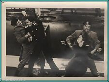 """BARBARA BACH & ROGER MOORE in """"The Spy Who Loved Me"""" -Original Vintage Photo"""