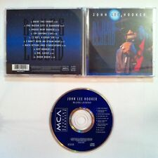John Lee Hooker Blues Legend - MCA - CD Compact Disc