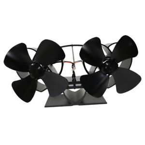 Herdventilator Silent Cooker Fan mit 8 Aluminiumblättern