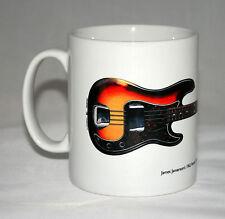 guitare Tasse James jamerson's 1962 Fender précision bass ILLUSTRATION