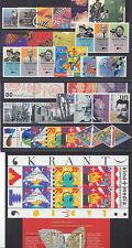 Nederland Jaargang 1993  compleet  incl kerstvelletje postfris (MNH)