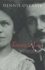Einstein in Love,Overbye, Dennis,Very Good Book mon0000038301