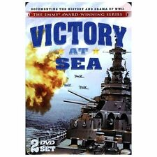 Victory at Sea [2 Discs] [Tin Case] DVD Region 1