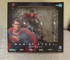 Superman The Man of Steel ArtFX Statue DC Comics Kotobukiya NEW SEALED