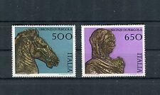 Italia 1988 I bronzi di Pergola MNH