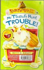 TALES WINNIE THE POOH HUMPHREY'S TINY MY TREASURE HUNT TROUBLE 2 in 1 paperbck