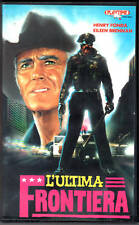 L'ULTIMA FRONTIERA (1987)  VHS Playtime 1a. Ed. FONDA
