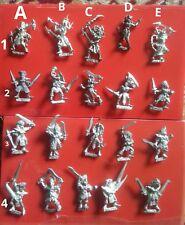 20x Witch elf Dark elves female metal citadel gw games workshop & marauder