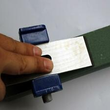 Metal Honing Guide Wood Plain & Chisel Sharpening Plane Iron Planers Blades LG