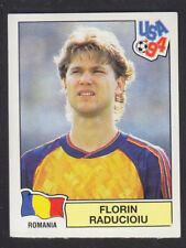 Panini - USA 94 World Cup - # 89 Florin Raducioiu - Romania (Black Back)