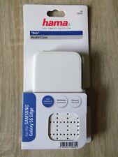 HAMA Booklet Case Dots für Samsung Galaxy S6 Edge.Weiß.
