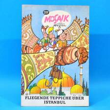 Mosaik 217 Digedags Hannes Hegen Originalheft | DDR | Sammlung original MZ 36