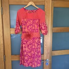 Almatrichi Floral Ladies Dress Size 10-12