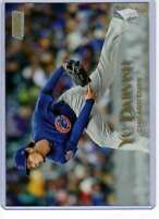 Yu Darvish 2019 Topps Stadium Club 5x7 Gold #91 /10 Cubs