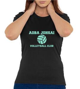 Haikyuu Aoba Johsai Volleyball Club Oikawa Quality Women's T Shirt