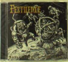 CDs de música death metal pop death