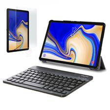 Set Regalo: Tastiera, Custodia, Proteggi Schermo per Samsung Galaxy Tab S4 T830